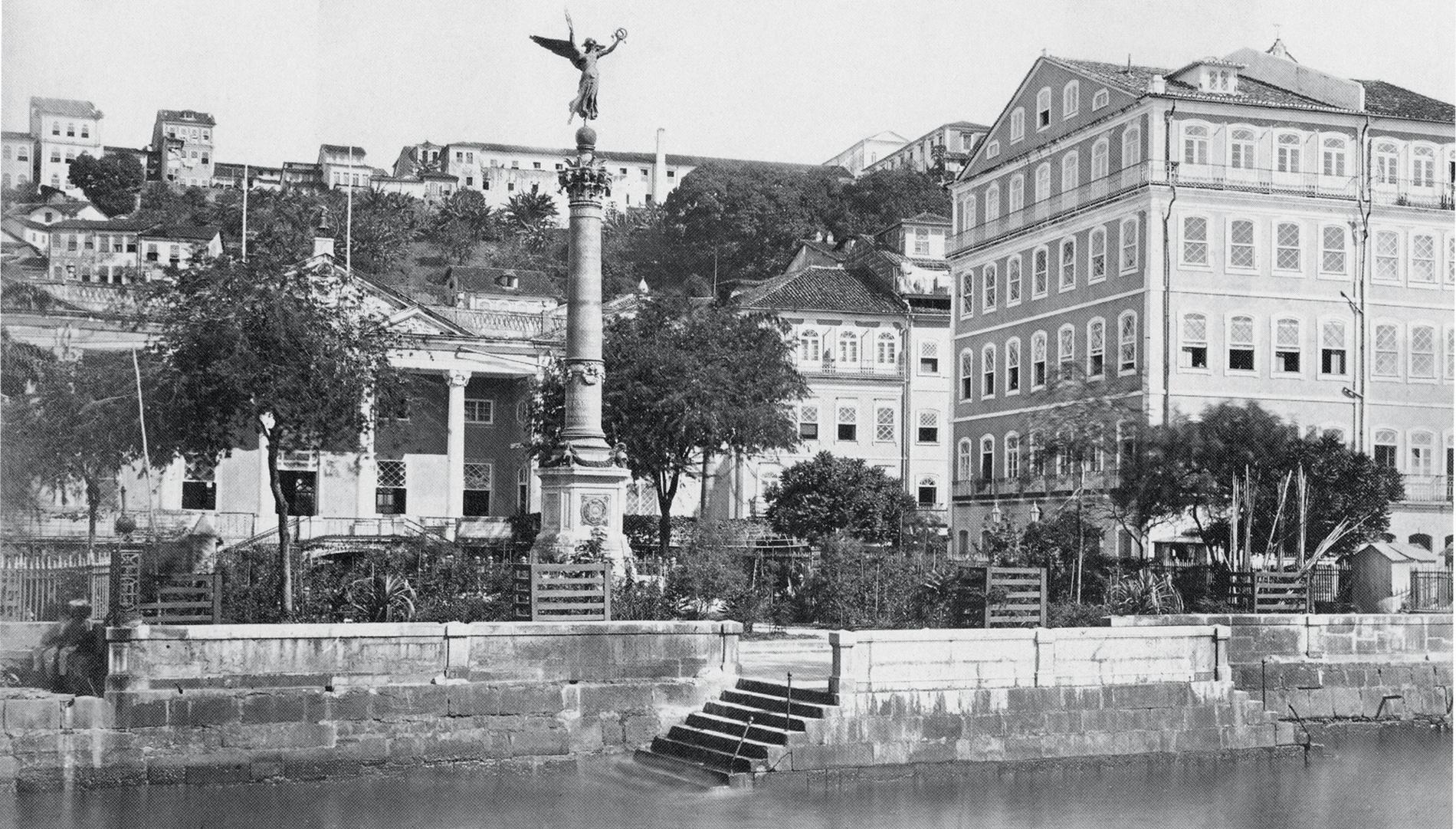 c21afe22f5 Praça Riachuelo por Lindemann